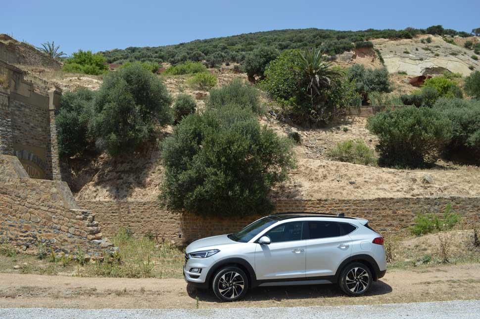 Hyundai Tucson alpha