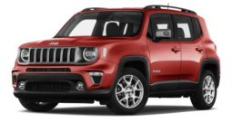 JEEP RENEGADE LIMITED 1.4L BVA