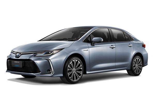toyota hybride sedan prix tunisie