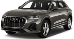 AUDI Q3 SUV 35 TFSI Advanced Plus