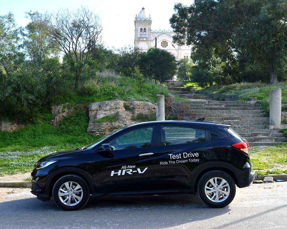 Honda HR-V-tunisie
