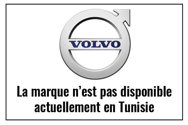 volvo prix tunisie