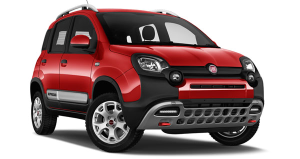 fiat panda city cross tunisie
