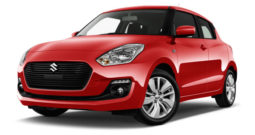 SUZUKI SWIFT GLX BVA