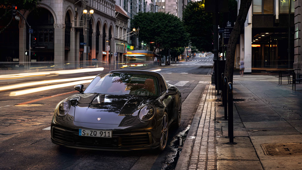 targa-Porsche
