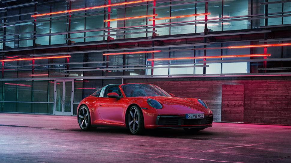 Porsche-goulette