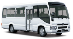 TOYOTA COASTER 4.2 L 23 PLACES