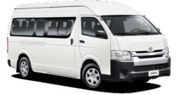 TOYOTA HIACE 2.5 L 16 PLACES