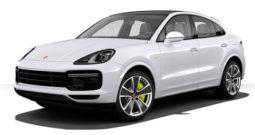 Porsche Cayenne Coupé E-hybrid