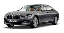 BMW 730Li Executive Lounge