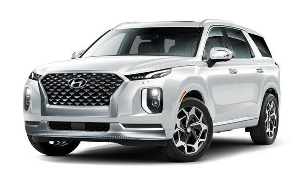 Hyundai Palisade 2.2 L CRDI 7 places plein